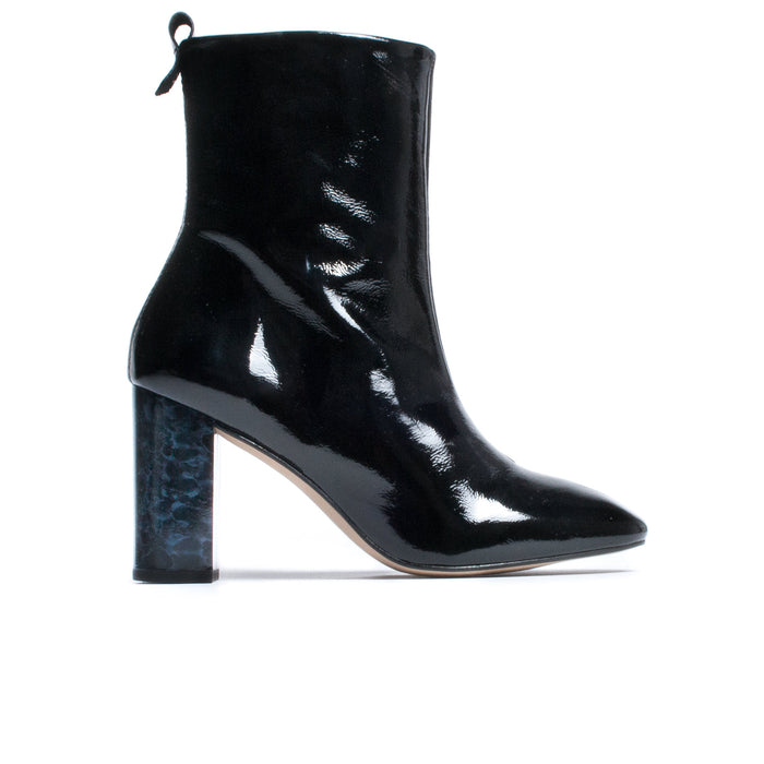 Nerina Black Patent Leather