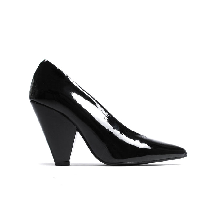 Omatu Black Patent Leather
