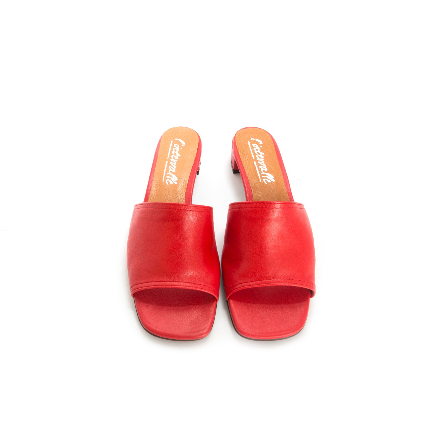Ottavia Red Patent