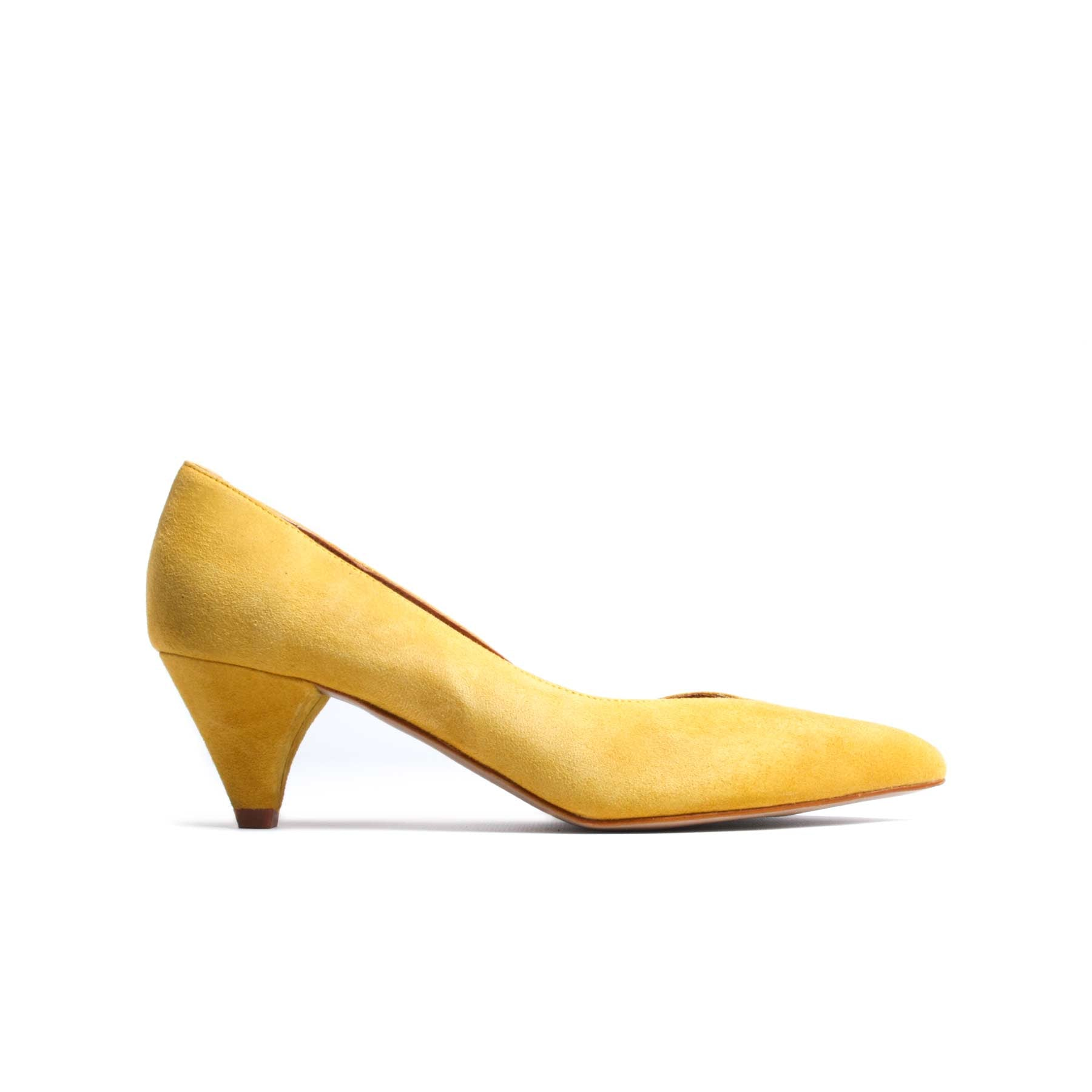 Perseo Yellow Suede