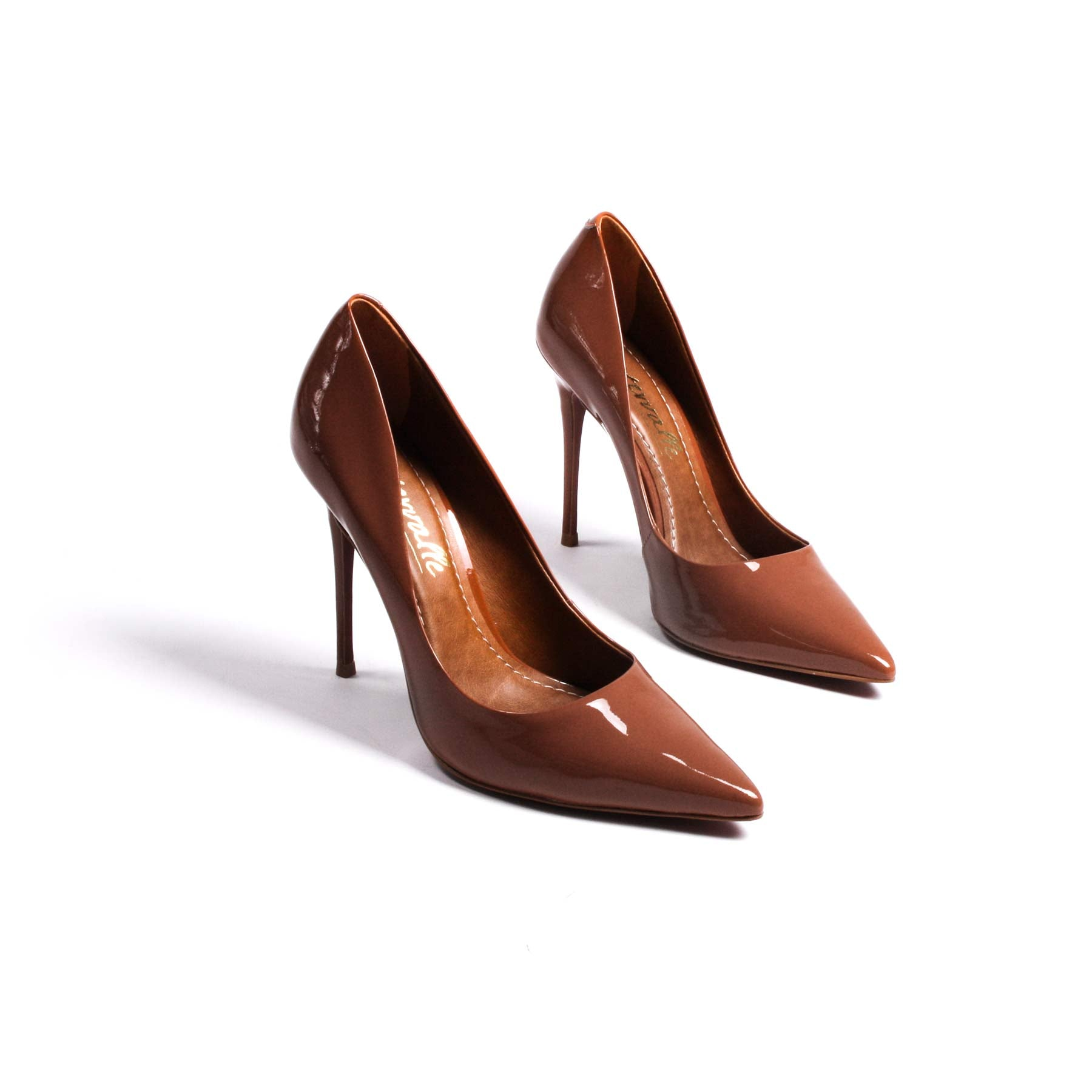 Teeva Brandy Patent Leather
