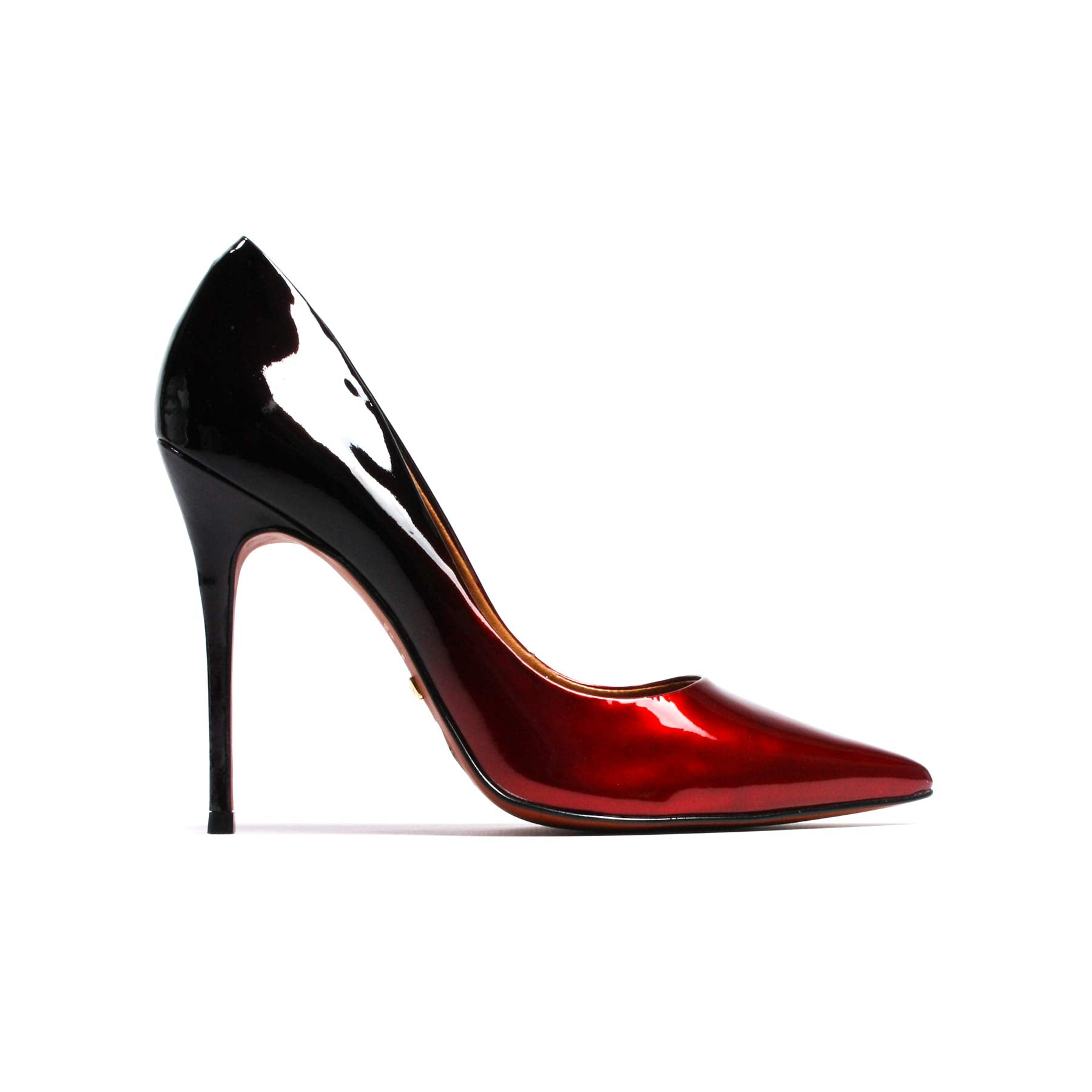 Teeva Gradient Patent Leather