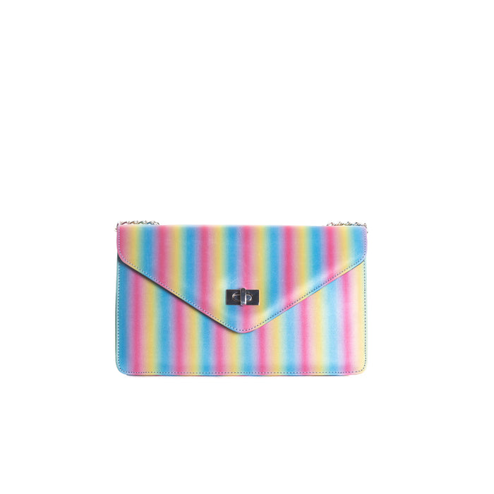 Amandine 3M Multi-Colour Reflective Shoulder Bags