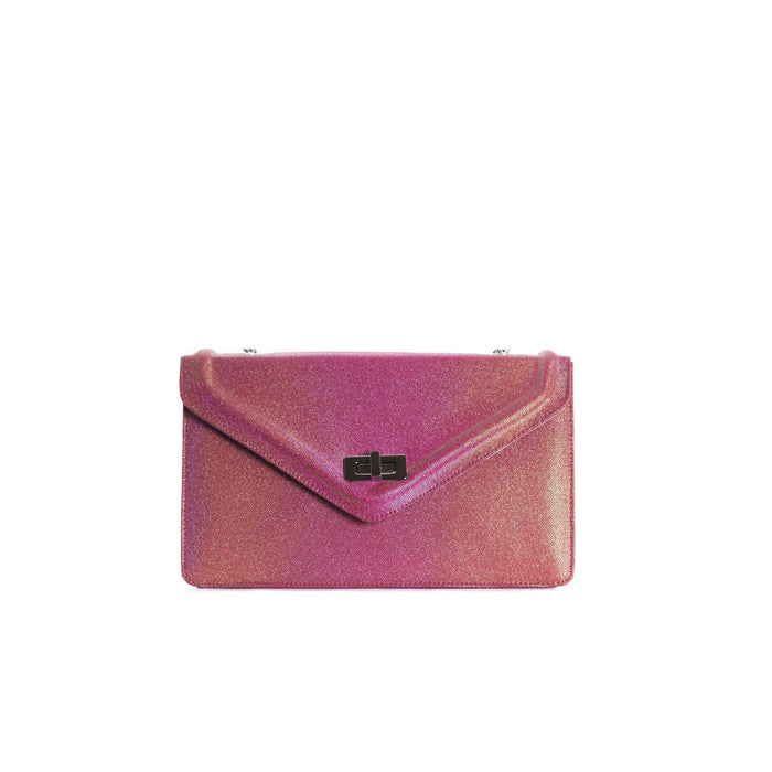 Amandine Fuchsia Brilliant Shoulder Bags