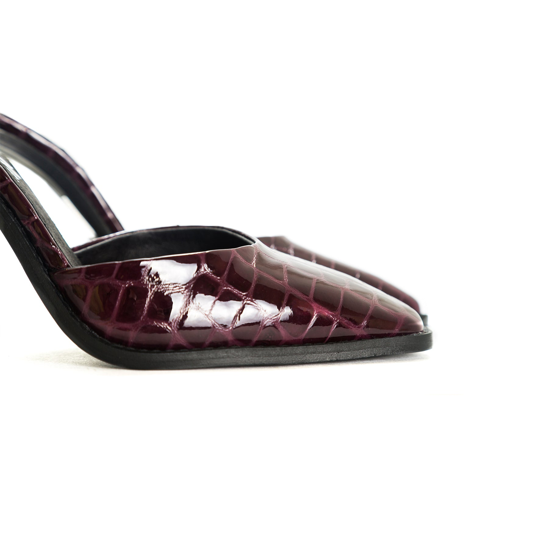 Anetta Bordo Croco Pumps