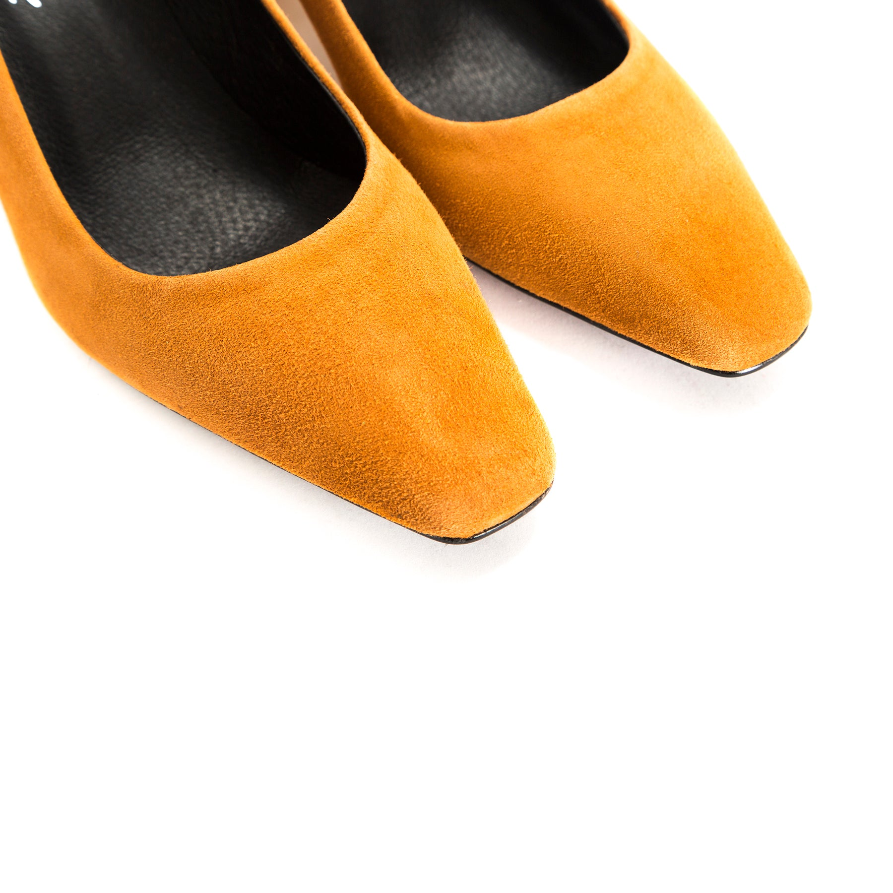 Betheney Tan Suede Shoes