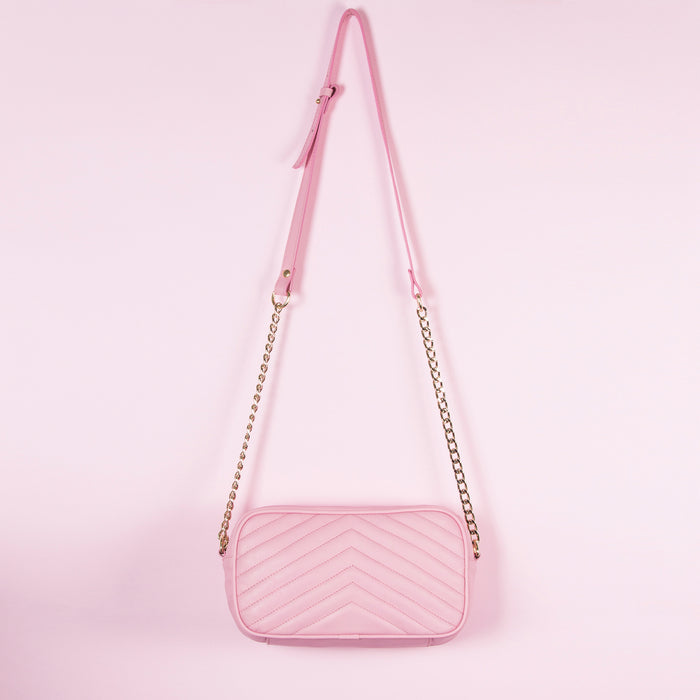 Bijoux Pink Leather