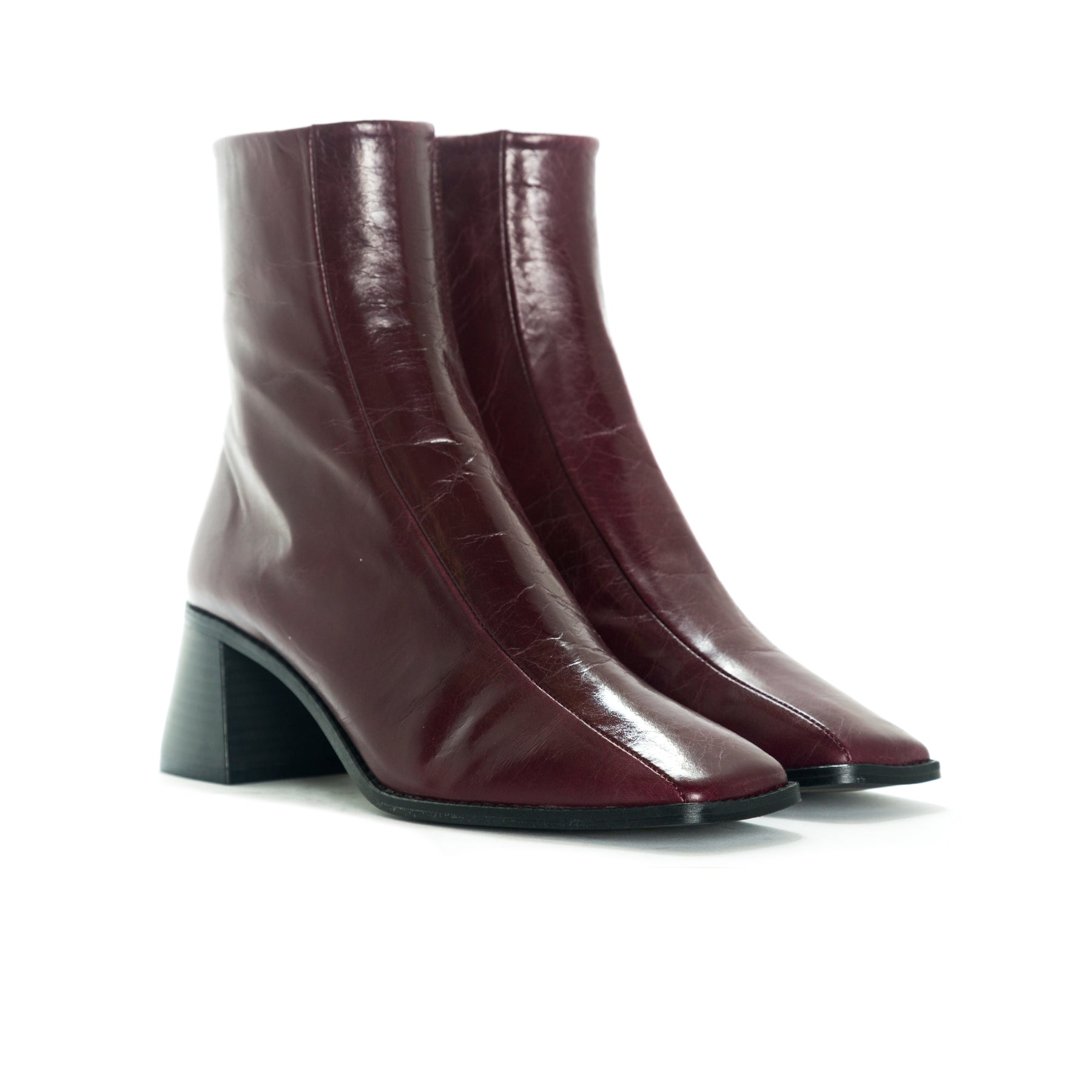 Bogart Bordo Leather