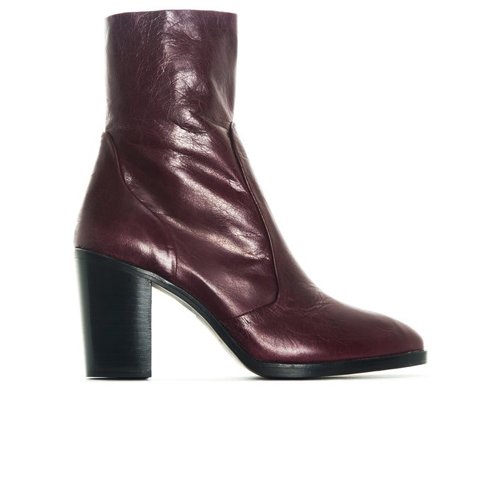 Cadiz Bordo Leather