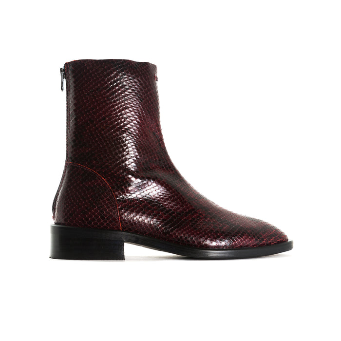 Dalton Bordo Snake Booties