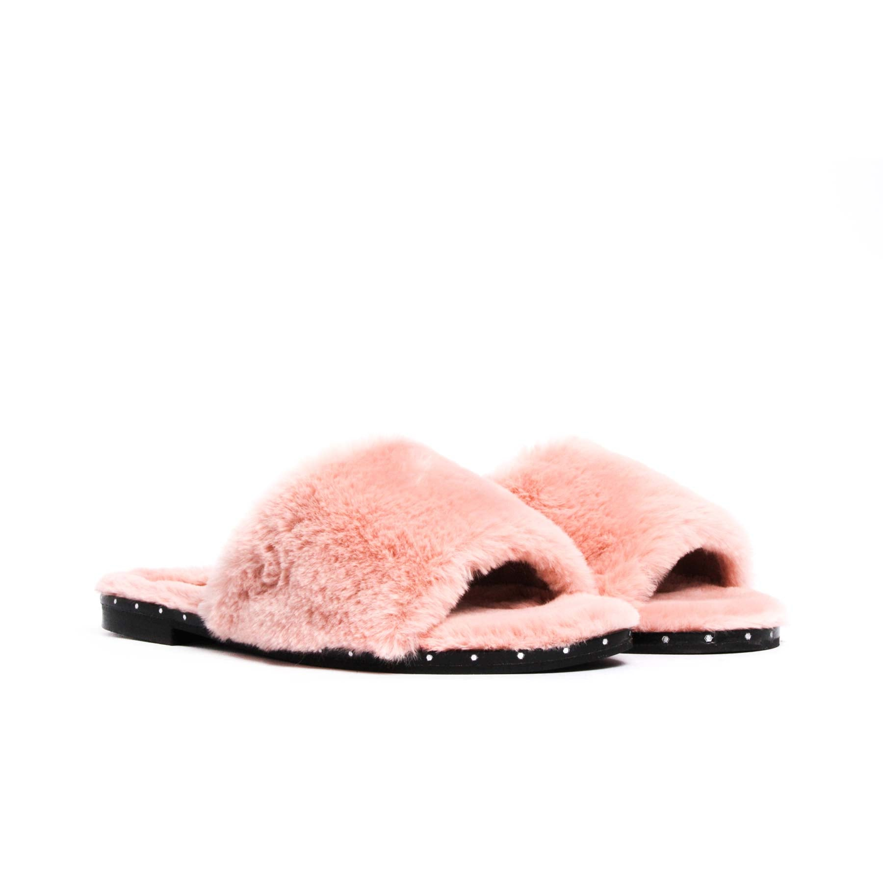 Sales, Eva Pink Fur - Lintervalle shoes for woman