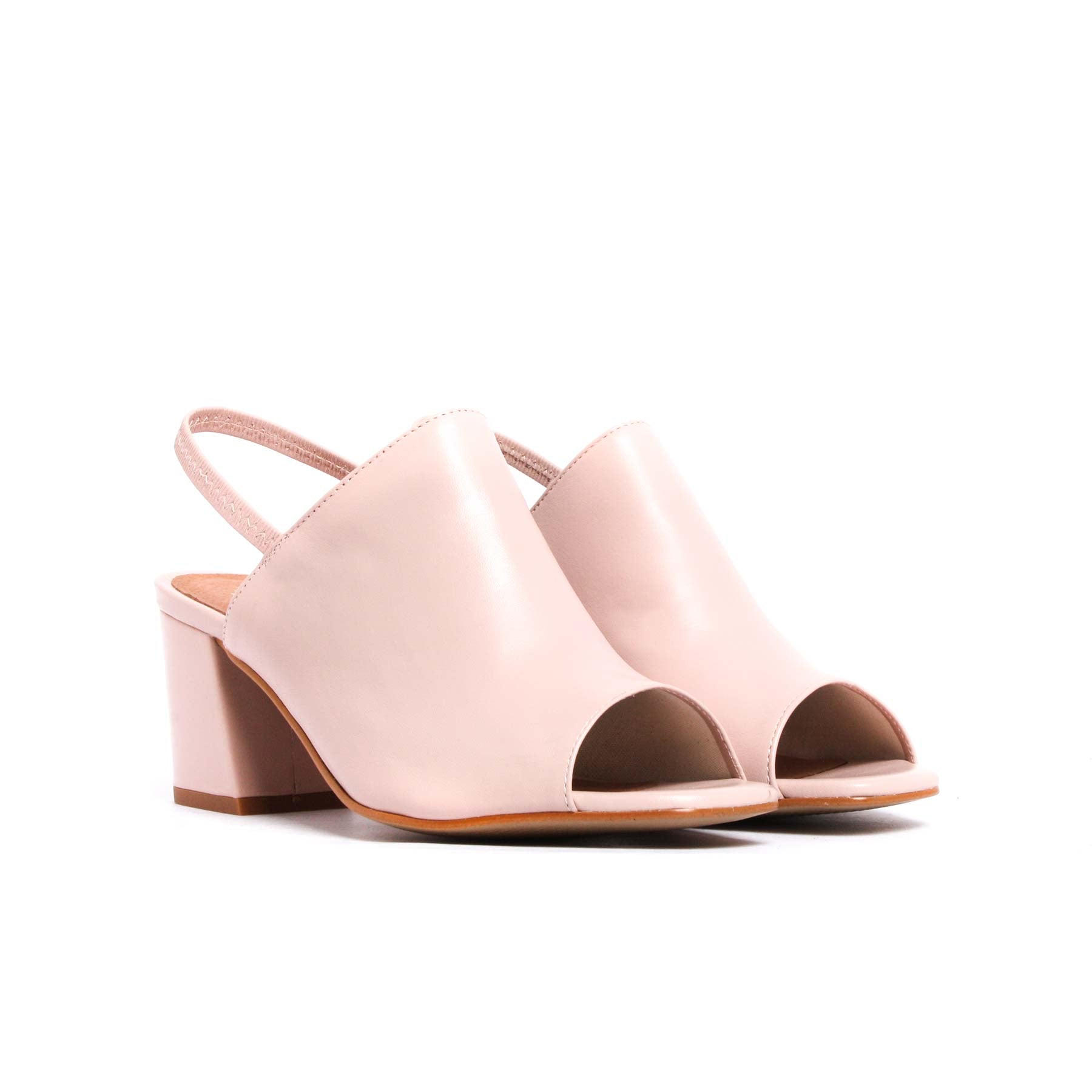 Fisioni Blush Pink Leather
