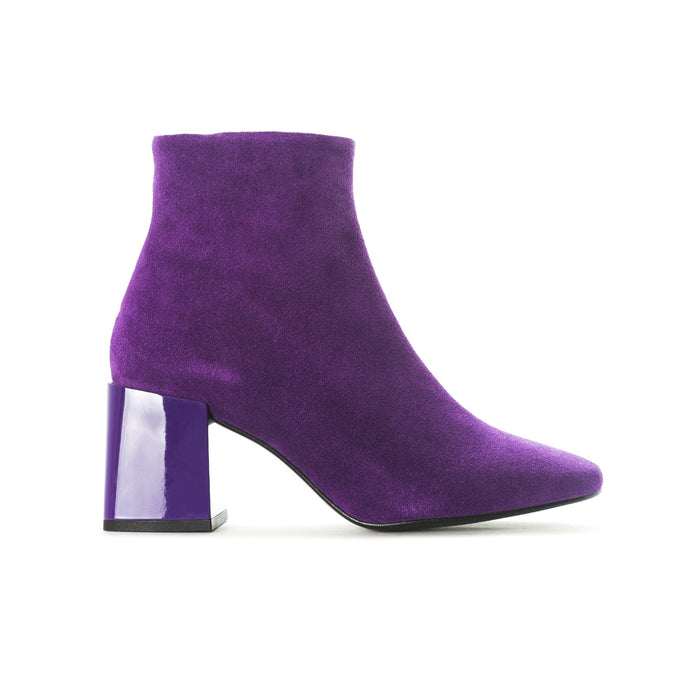 Ithaca Purple Suede