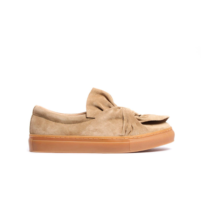 Luby Tan Suede