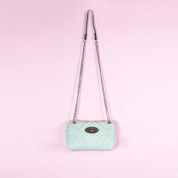 Juliet Mint Leather