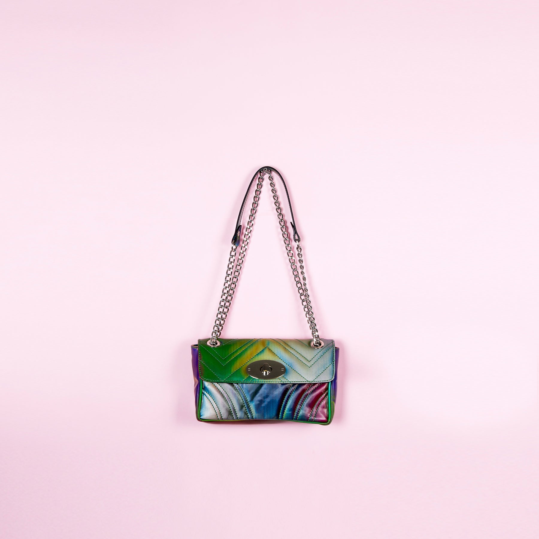 Juliet Holographic Leather