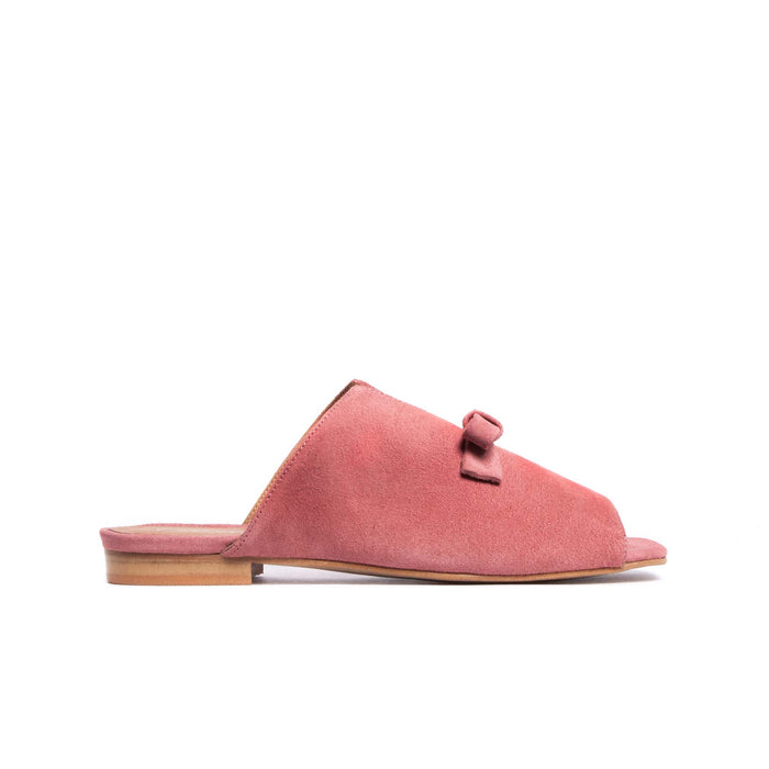 Night Pink Suede