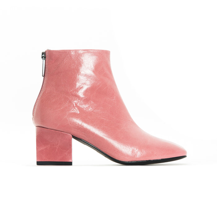 Oviedo Pink Leather