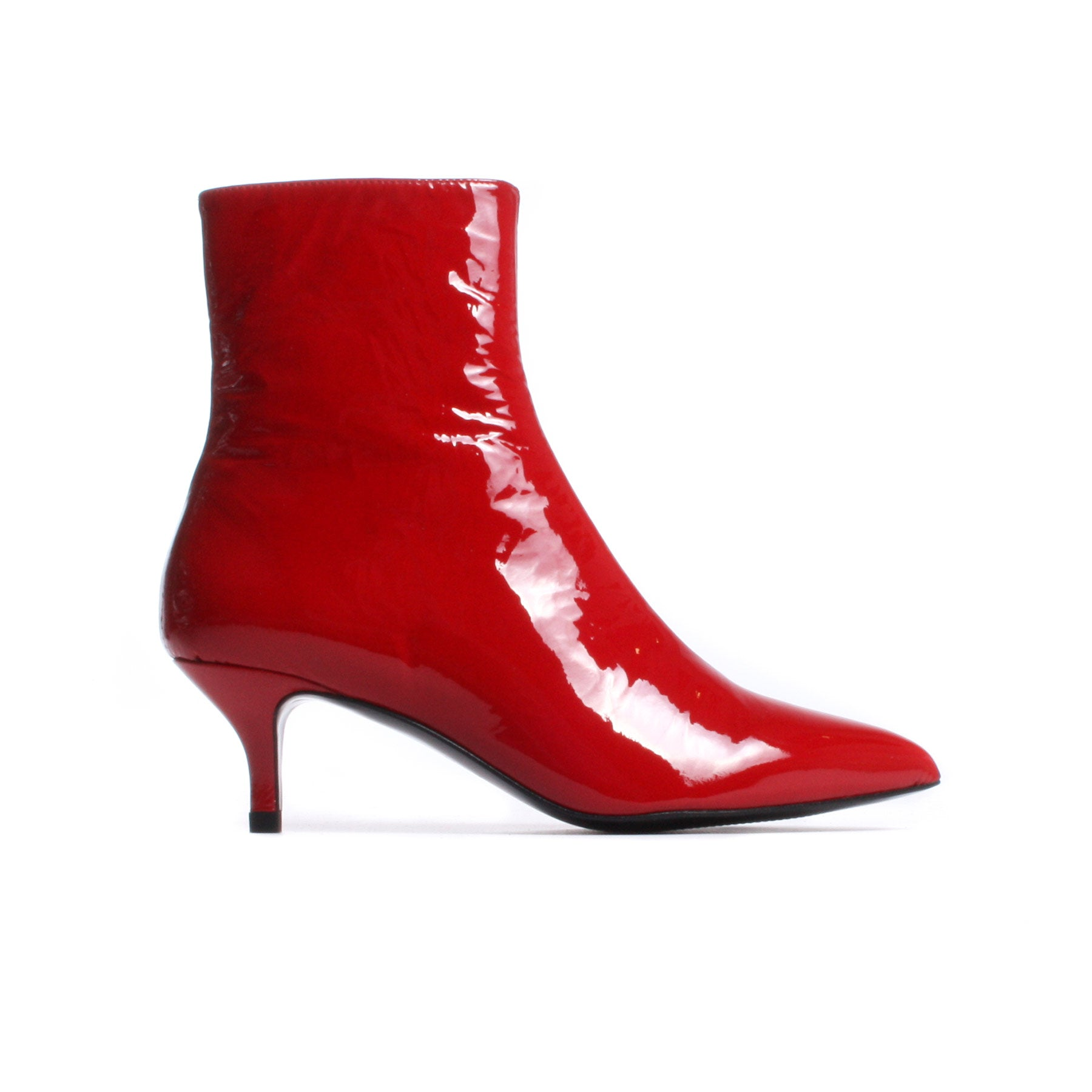 Pipasi Red Patent Leather