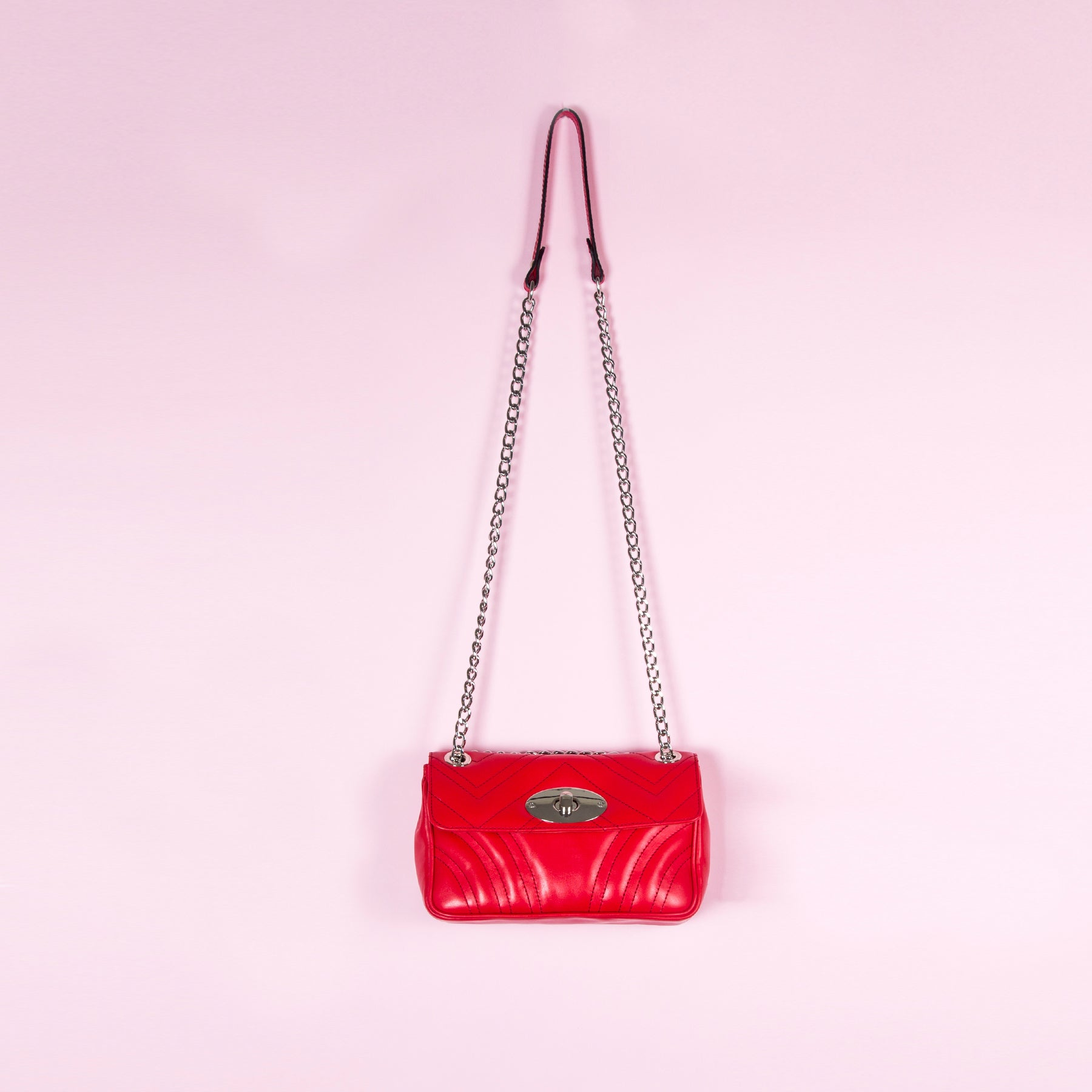 Juliet Red Leather