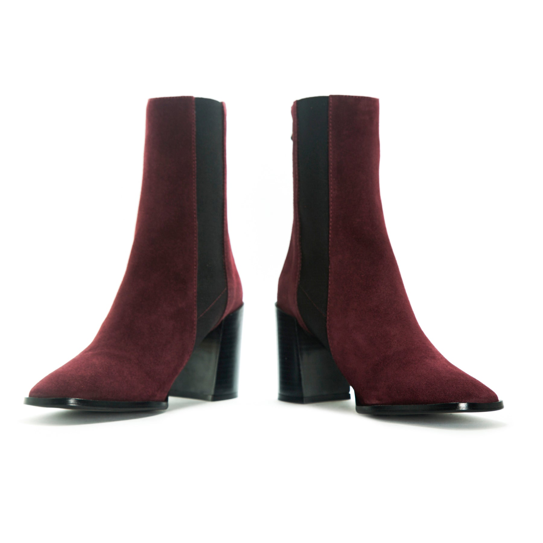 Redding Bordeaux Suede