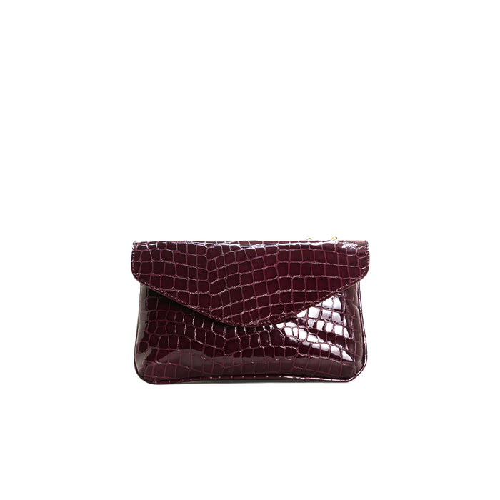 Astrid Bordo Croco Shoulder Bags