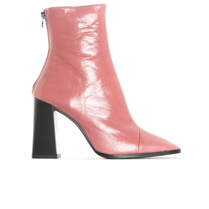 Sorrento Pink Leather