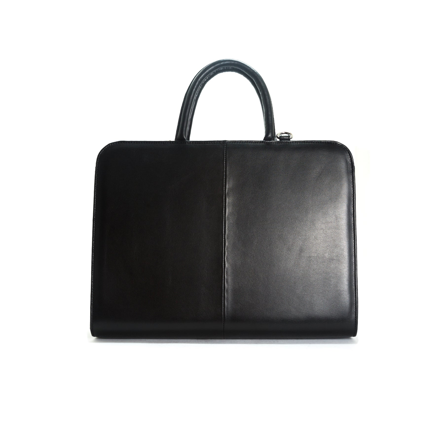 Sylvie Black Leather Bags