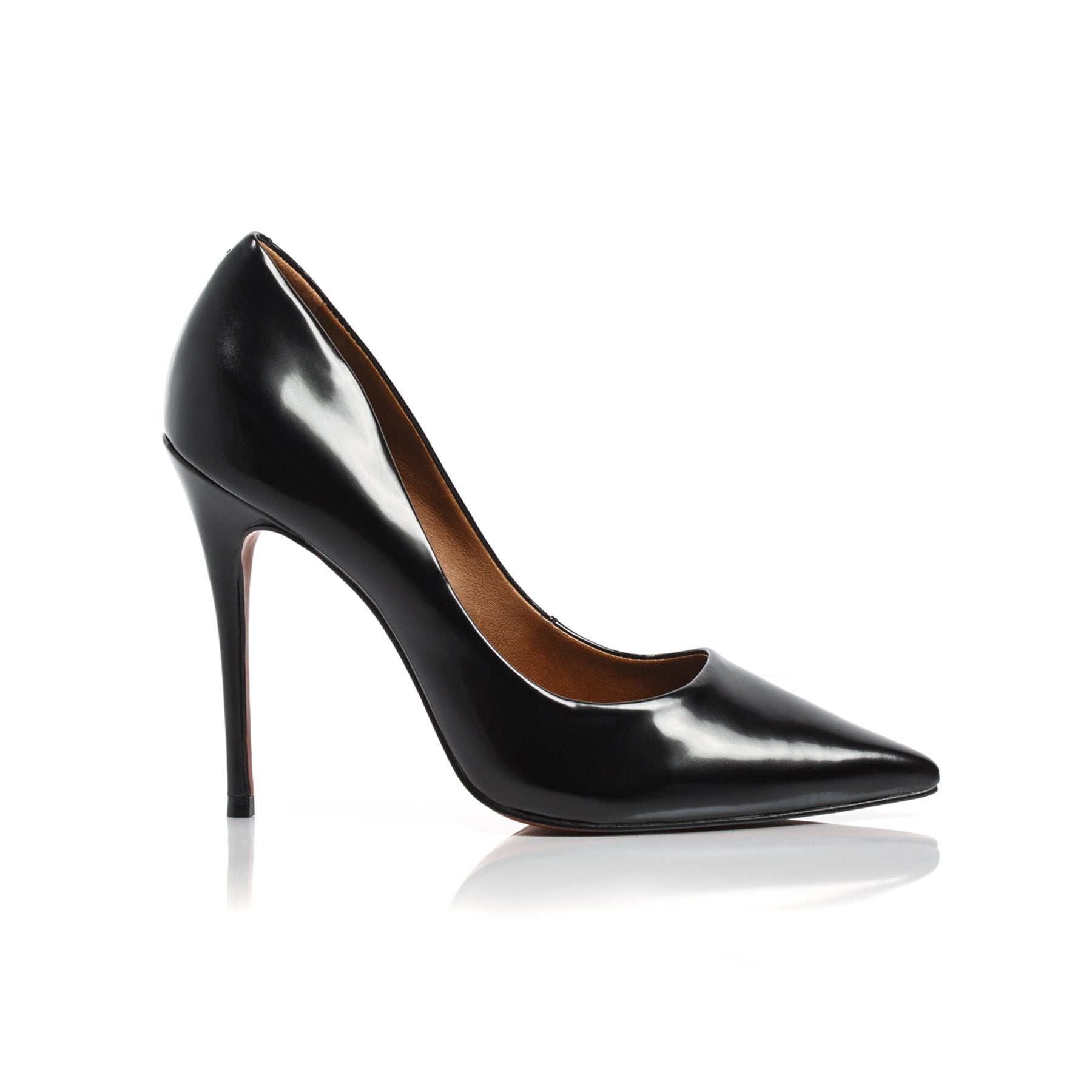 Teeva Black Box Pumps