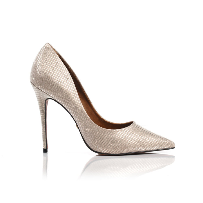 Teeva Blush Super Glam Pumps