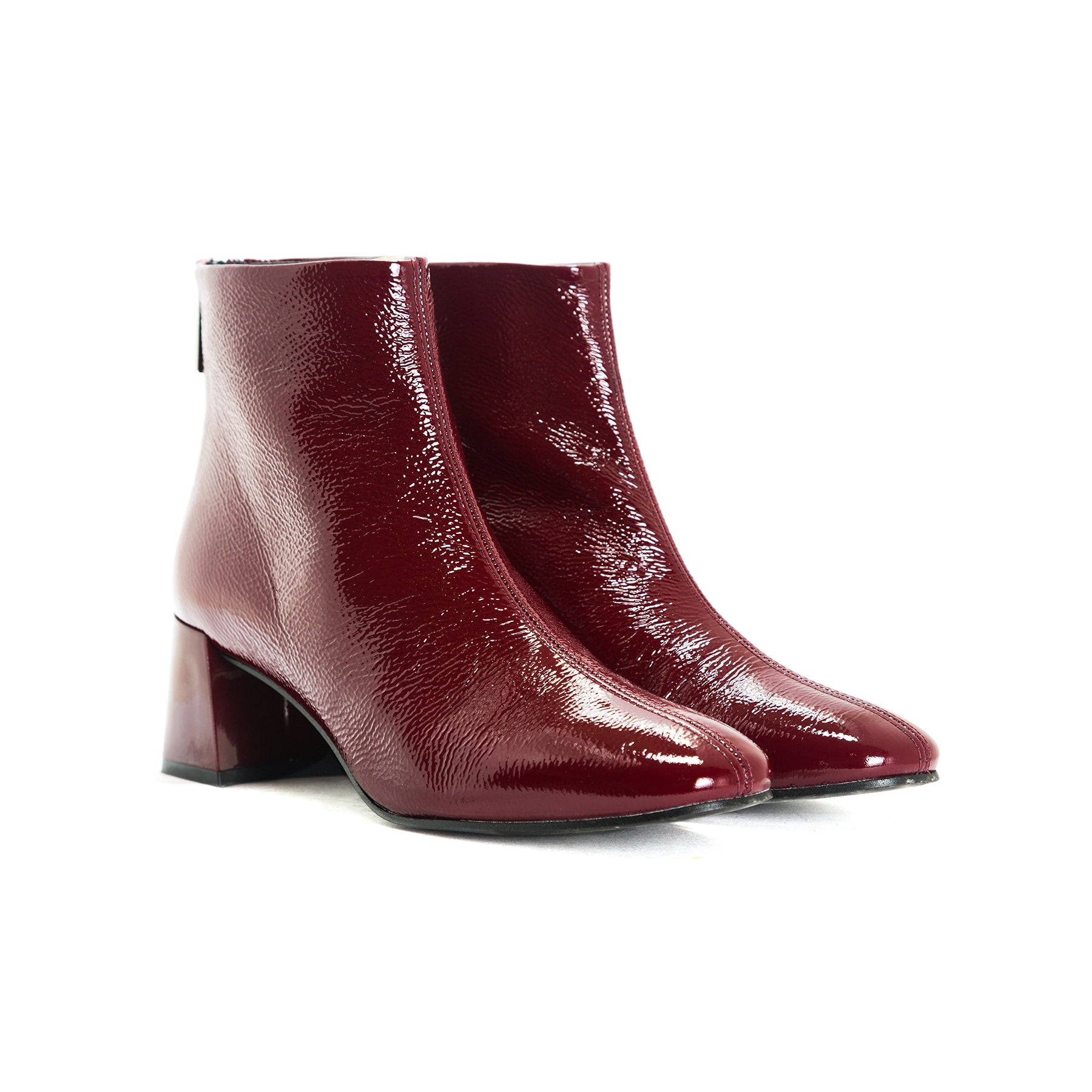 Zagreb Bordo Naplack Booties