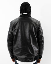 Two-Tone SS Bomber Jacket