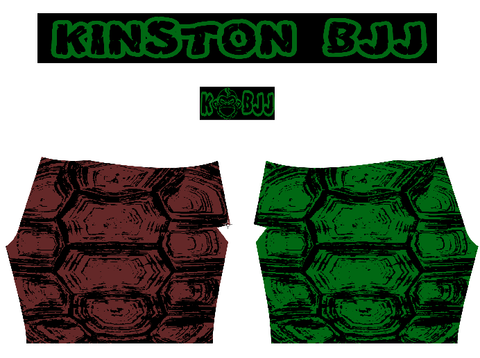 Gorilla Gi Co. - Kinston BJJ Shorts V1.0 - Gorilla Gi Co. LLC