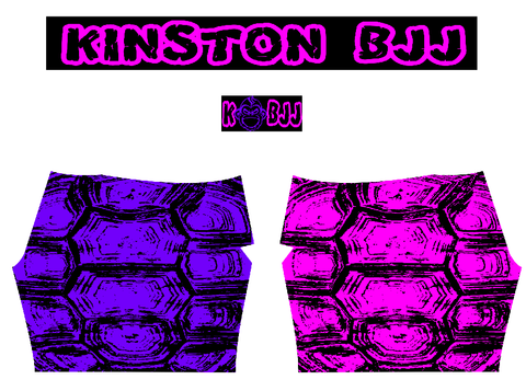 Gorilla Gi Co. - Kinston BJJ Shorts V1.5 - Gorilla Gi Co. LLC