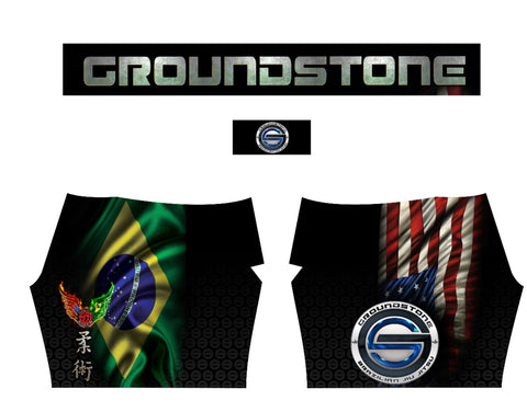 Gorilla Gi Co. - GroundStone BJJ Shorts - Gorilla Gi Co. LLC