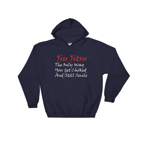 Gorilla Gi Co. - Mens Quote Hooded Sweatshirt - Gorilla Gi Co. LLC