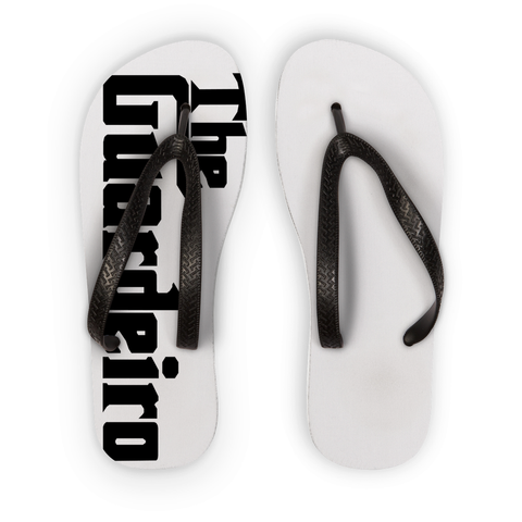 Gorilla Gi Co. - Guardeiro Flip Flops - Gorilla Gi Co. LLC