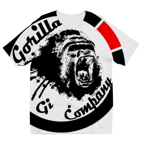 Gorilla Gi Co. - Kids Logo Sublimation TShirt - Gorilla Gi Co. LLC