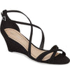Kaissa is the perfect low wedge sandal for outdoor weddings and parties