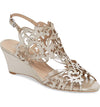 Klub Nico Marcela Wedge is the perfect dressy wedge for outdoor weddings and events