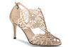 Champagne Bridal Shoe
