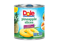 Dole Pineapple Slices 398mL