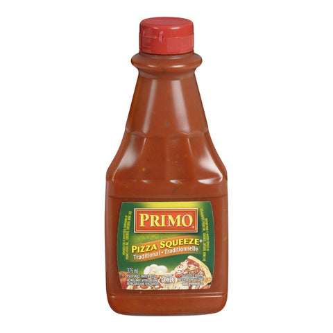 PRIMO PIZZA SQUEEZE TRADITIONAL 375ML.