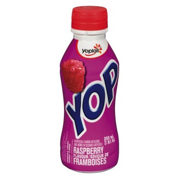 YOPLAIT YOP RASPBERRY 200 ML