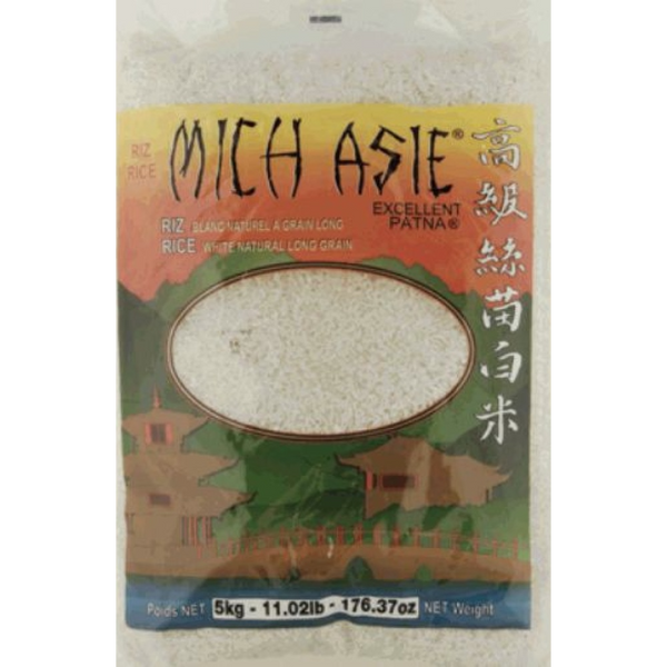 Mich Asie Excellent Patna Rice 5Kg