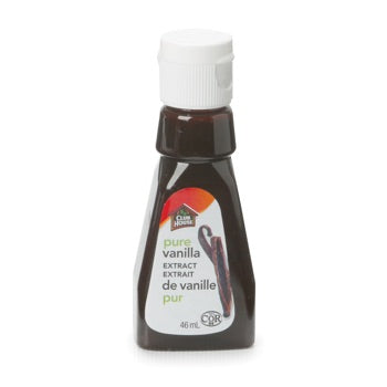 CLUB HOUSE PURE VANILLA EXTRACT PURE	46 ML