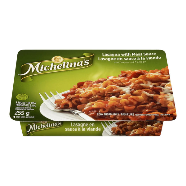 Michelina Lasagna W/Meat Sauce 255 G