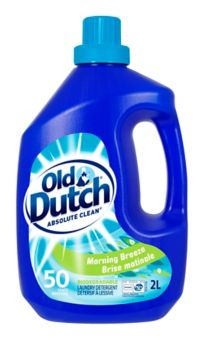Old Dutch Laundry Morning Clean 50 Loads 2 L