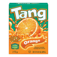 Tang Orange Flavour Drink Crystals 3x92g