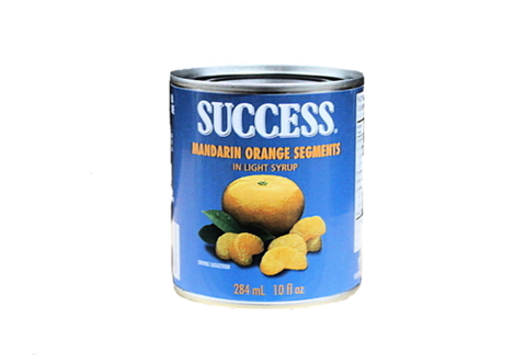 SUCCESS MANDARIN ORANGE SEGMENTS 284 ML